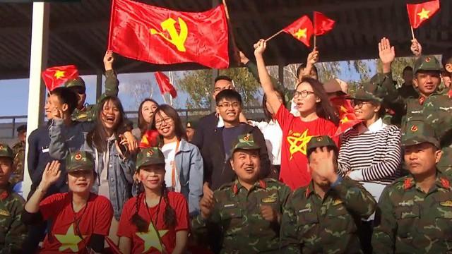"""Trận đấu """"sinh tử"""" của Đội xe tăng Việt Nam tại Tank Biathlon 2019 bắt đầu"""