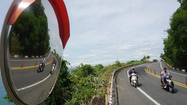 Thực hư thông tin Đà Nẵng cấm xe tay ga lên bán đảo Sơn Trà