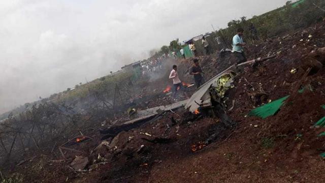 Tiêm kích Su-30MKI Ấn Độ vừa rơi - Thiệt hại nặng trong lúc căng thẳng với Pakistan tăng cao