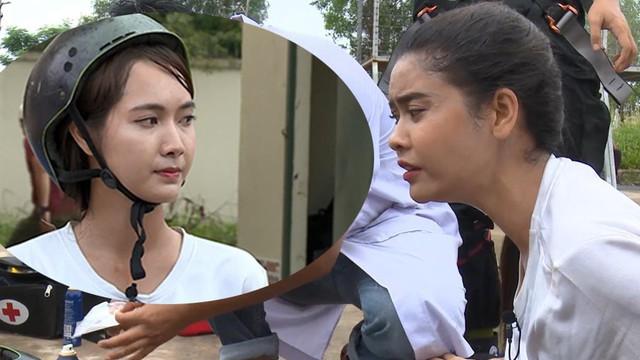 Trương Quỳnh Anh lớn tiếng từ chối giúp đỡ đồng nghiệp trong show thực tế