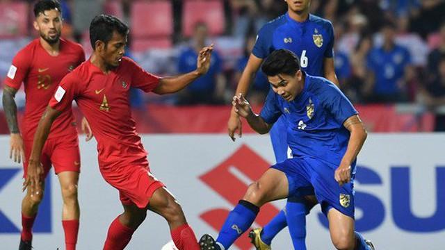 Indonesia 0-3 Thái Lan: Supachok lập cú đúp cho người Thái