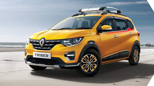 Chiếc ô tô giá 160 triệu đồng của Renault có gì hấp dẫn?