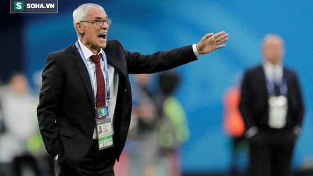 HLV có đẳng cấp thế giới của Uzbekistan bị sa thải sau 1 trận thua ở vòng loại World Cup
