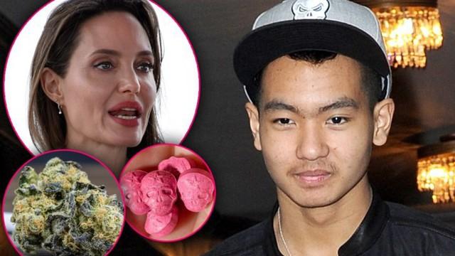 """Angelina Jolie liên tục lo sợ """"điều không lành"""" xảy ra với con trai Maddox tại Hàn Quốc"""