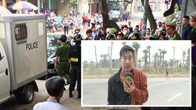 Xét xử Trần Đình Sang về hành vi chửi bới, hành hung CSGT Yên Bái
