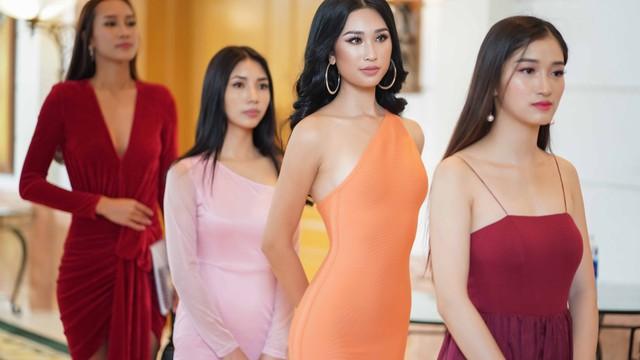 Thí sinh Hoa hậu Hoàn vũ Việt Nam 2019 nói gì khi được nhận xét giống Phạm Hương?