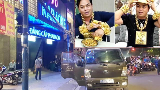"""""""Đại gia"""" Phúc XO: Đeo 20kg vàng giả, mượn ô tô Audi và chiêu trò đánh bóng tên tuổi để kiếm tiền"""