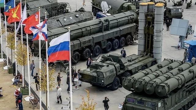 Nga: Xuất khẩu vũ khí thêm được 8,5 tỷ USD