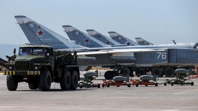 Hé lộ bất ngờ về thủ phạm bí ẩn điều khiển UAV tấn công vào căn cứ Nga ở Syria