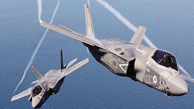 Tiêm kích F-35 Mỹ tập chống hệ thống phòng không S-400 Nga