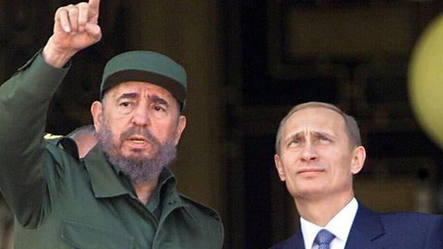 Từng nhận lời khuyên của ông Fidel Castro sau khi bị ám sát hụt, vì sao TT Putin quyết định không làm theo?