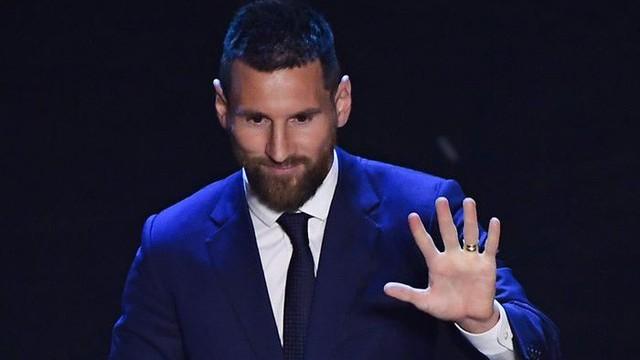 SỐC: Vụ bầu chọn Messi giành giải The Best FIFA 2019 bị tố gian lận