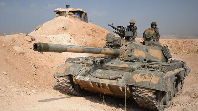 Cũ kỹ và lạc hậu, Quân đội Syria vẫn tin dùng xe tăng T-55 vì lý do không thể ngờ