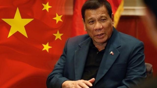 """Manila nói gì về tin TT Duterte tỏ ra """"ân hận"""" trước mặt ông Tập khi nêu phán quyết biển Đông?"""
