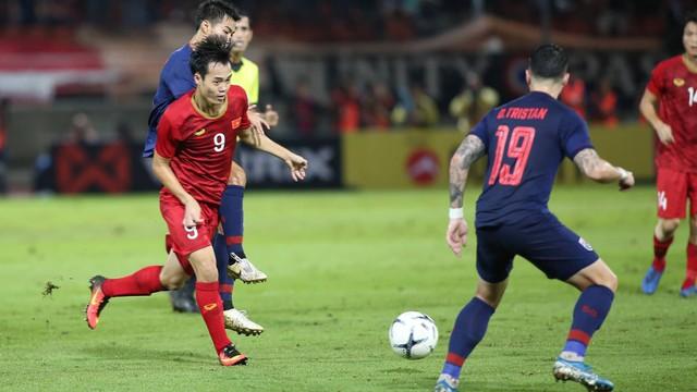 Rớt 2 bậc vì hòa Thái Lan, Việt Nam mất vị trí trong top châu Á vào tay Jordan