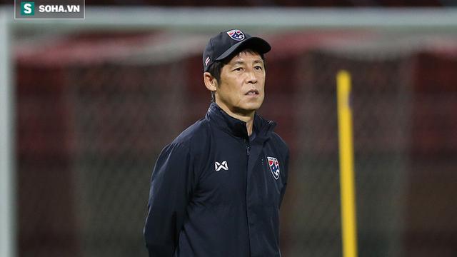 Akira Nishino nguy cơ bị Thái Lan giảm lương, HLV Uruguay mất việc vì liên đoàn… cạn tiền