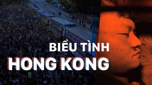Hong Kong: Nhìn lại cuộc biểu tình triệu người bắt đầu từ một vụ án mạng