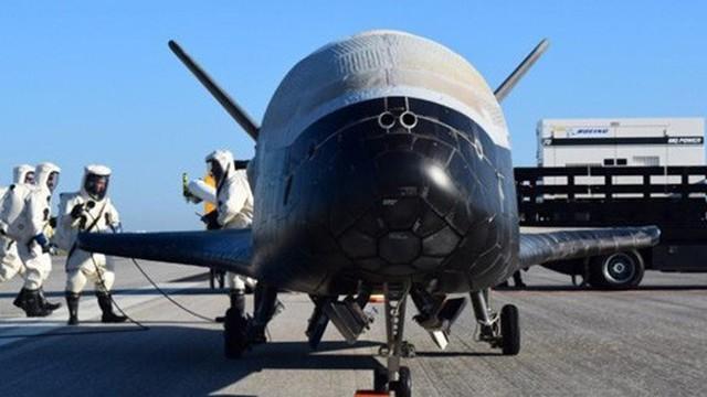Chương trình vũ khí không gian đầy tham vọng của Mỹ
