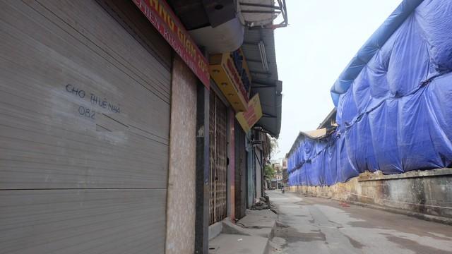 Bất ngờ giá bán nhà, sang nhượng cửa hàng sát hiện trường cháy công ty Rạng Đông