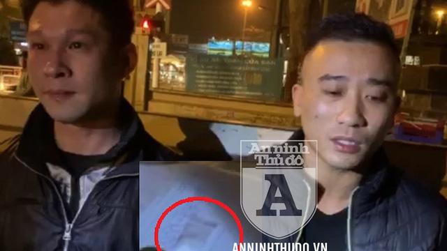Bị Cảnh sát 141 phát hiện ma túy, nam thanh niên lấy lý do… xe đi mượn