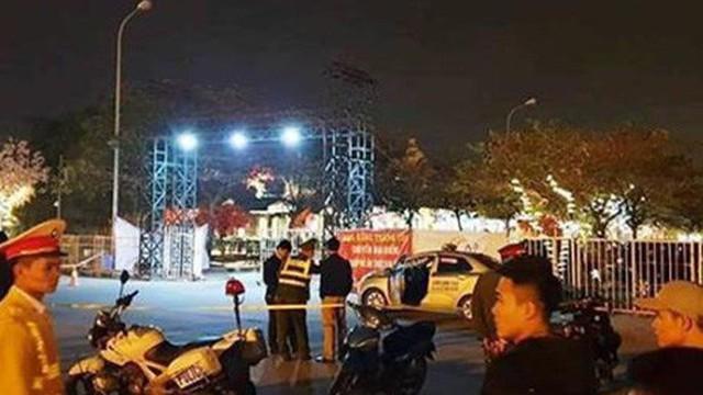 Nhiều tình tiết lạ vụ tài xế taxi bị cứa cổ, tử vong trước sân Mỹ Đình