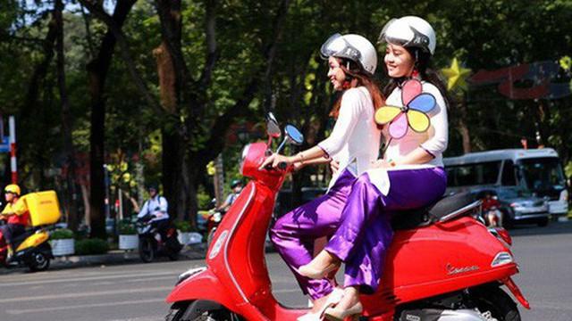 200 triệu đồng và chiến lược truyền thông đưa Vespa từ dòng xe ế ẩm thành một 'tiêu chuẩn thời trang' bán chạy thứ 3 Việt Nam