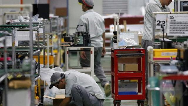 Kinh tế Singapore đi xuống phát đi tín hiệu bi quan về ngành sản xuất toàn cầu