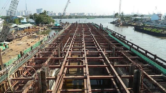Cận cảnh siêu dự án chống ngập cho 6,5 triệu dân TP HCM