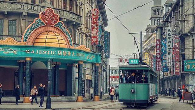 Tham quan phim trường lớn nhất Thượng Hải: Tân Dòng Sông Ly Biệt và 1 loạt tác phẩm nổi tiếng đều quay ở đây