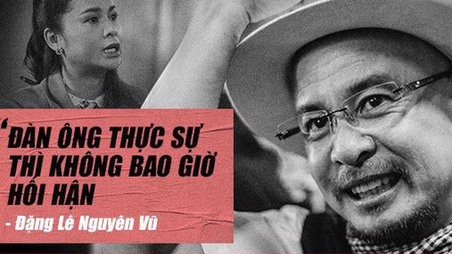 Đặng Lê Nguyên Vũ: 'Nếu Qua có vợ mới, Qua vẫn sẽ tiếp tục giao hết tiền của mình làm ra cho vợ giữ'