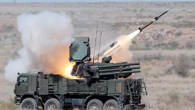 Chuyên gia Nga: Tên lửa siêu âm Israel Rampage có phải là sát thủ hạ Pantsir-S1?
