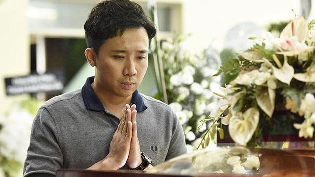 Trấn Thành hối hận vì không tới bệnh viện thăm nghệ sĩ Lê Bình