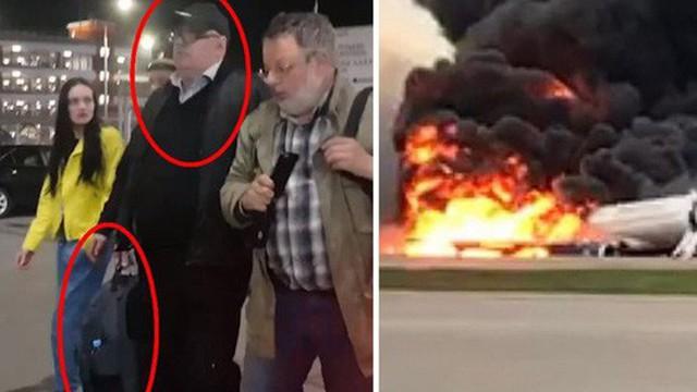 Hành khách bị chỉ trích nặng nề nhất trong thảm họa máy bay Nga vì chặn đường thoát hiểm