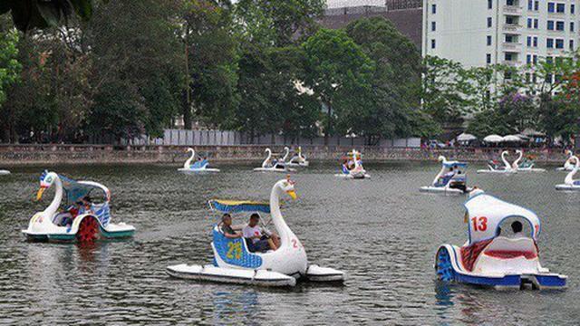 Hà Nội quyết lấy hơn 16.000 m2 đất công viên Thủ Lệ làm bãi xe ngầm 5 tầng