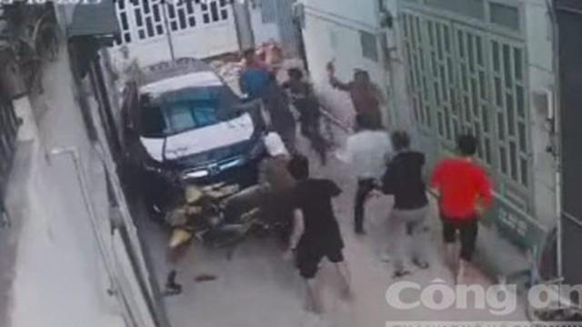 Mâu thuẫn ăn nhậu, thanh niên bị chém chết ở Sài Gòn