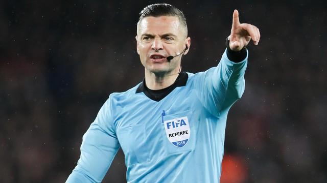 Trọng tài bắt chung kết Champions League là 'hung thần' của Liverpool
