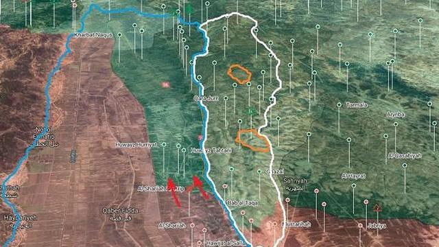 """Sư đoàn """"Hổ Syria"""" giành lại 1 thị trấn, chuẩn bị tấn công 2 thị trấn tiếp theo"""