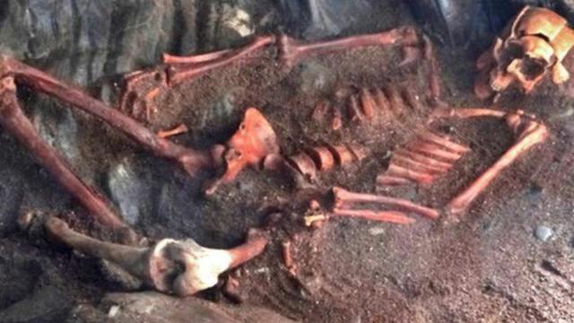 Tái tạo thành công gương mặt nạn nhân của một vụ giết người man rợ từ bộ xương 1400 năm tuổi