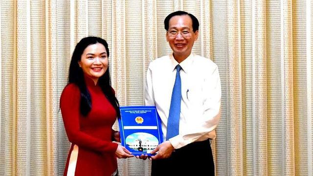 Sở Du lịch TP.HCM có nữ Phó Giám đốc trẻ tuổi