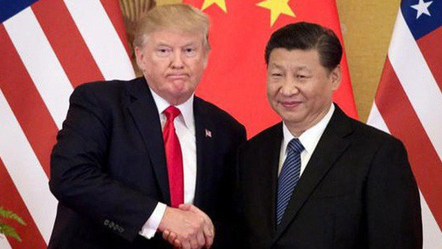 Bài hát mang tên Chiến tranh thương mại gây sốt ở Trung Quốc