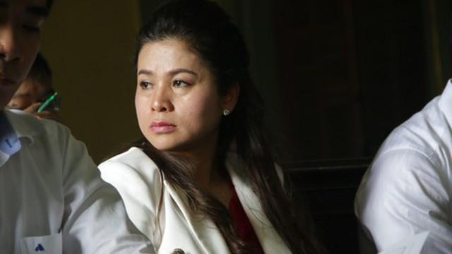 """Bà Lê Hoàng Diệp Thảo """"kêu cứu"""" tới Văn phòng Chủ tịch nước"""