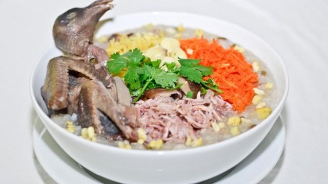 6 món ăn bổ từ thịt chim bồ câu
