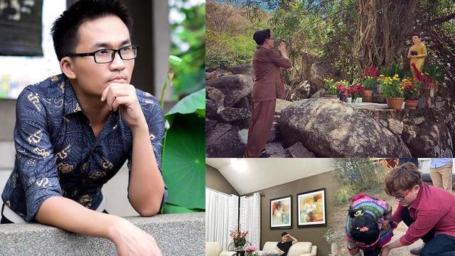Cuộc sống độc thân ở tuổi 41 của MC Đại Nghĩa