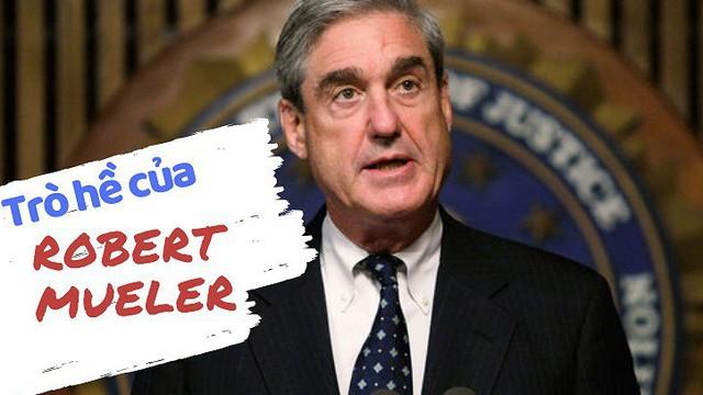 Công tố viên đặc biệt Mueller muốn gì từ buổi họp báo thảm họa của ông ta?