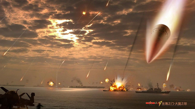 Khi nào Trung Quốc thống trị thế giới về quân sự?