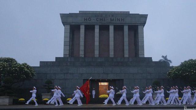 Lập Hội đồng kiểm tra, đánh giá trạng thái thi hài Chủ tịch Hồ Chí Minh