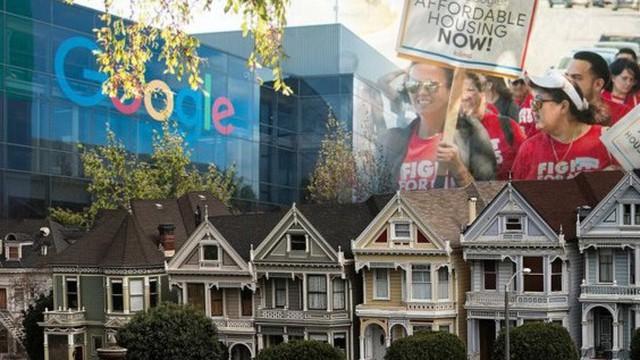 Google chi tỷ đô giải quyết khủng hoảng nhà ở