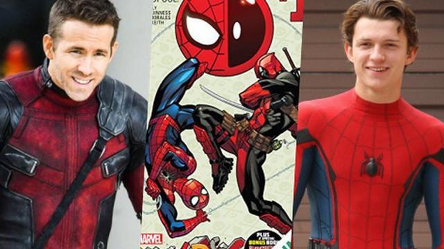 """10 sự thật thú vị về bộ đôi """"oan gia ngõ hẹp"""" Deadpool và Spider-Man của Marvel"""