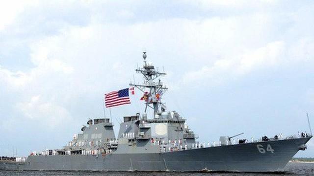 Tàu chiến Mỹ vào biển Đen, Crimea phản ứng mạnh