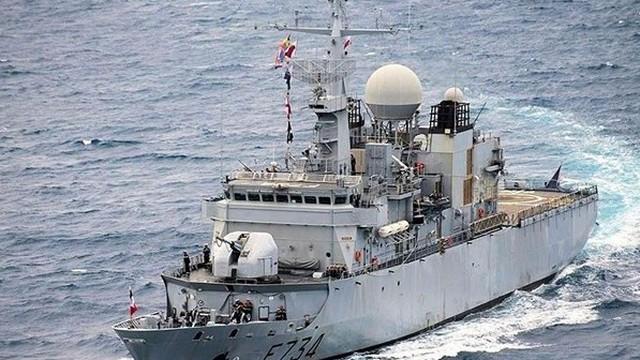 """Động thái mới của Anh – Pháp ở Biển Đông có thể khiến Trung Quốc """"nóng mặt"""""""